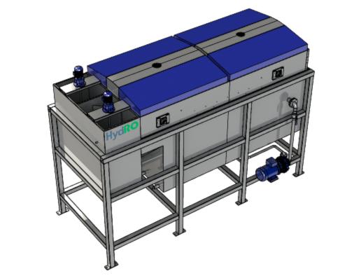 HydRO waterzuivering omgekeerde osmose RO
